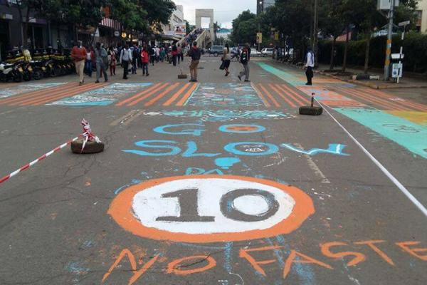 Nairobi Placemaking Week